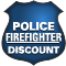 Police & Firefighter Discounts