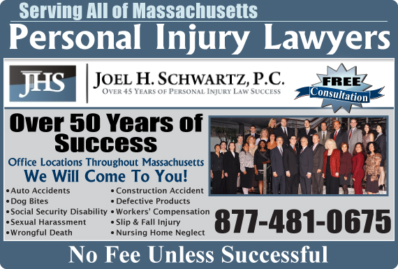 Exclusive Ad: Car Accidents Boston 8779771691 Logo
