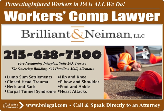 Exclusive Ad: Brilliant & Neiman LLC - PA Feasterville Trevose 2156387500 Logo