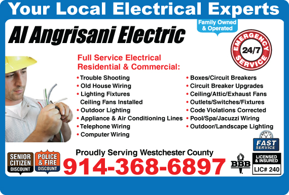 Exclusive Ad: Westchester  9142184980 Logo