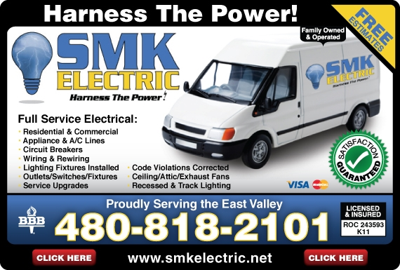 Exclusive Ad: SMK Electric  4808182101 Logo