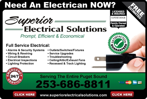 Exclusive Ad: Superior Engineering Services    2064578616 Logo