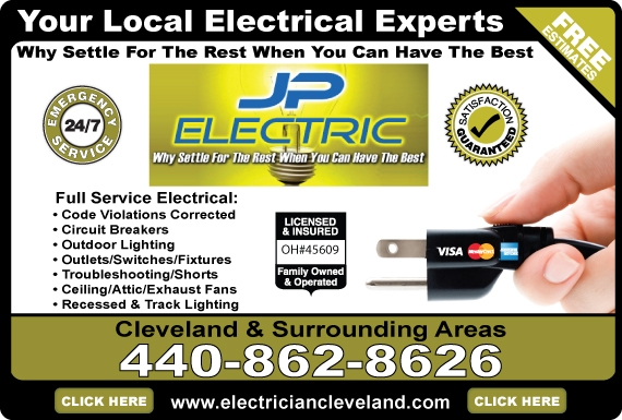 Exclusive Ad: 61660-JP Electric  4408628626 Logo