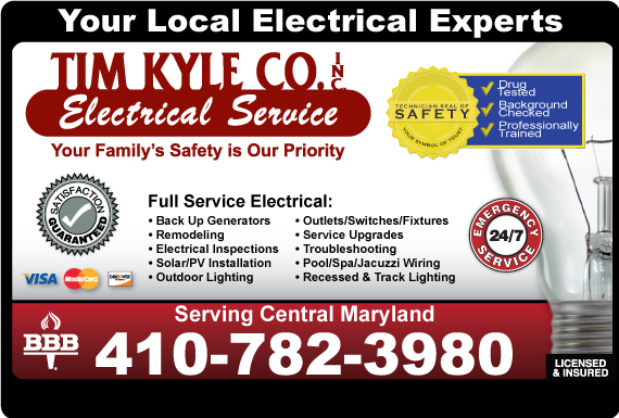 Exclusive Ad: Central MD  4109217530 Logo