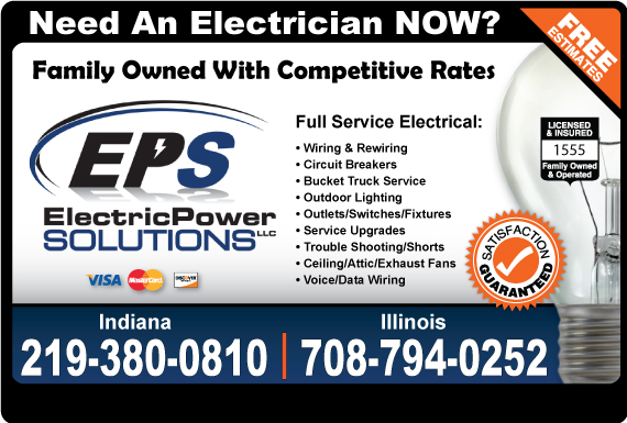 Exclusive Ad: Electric Power Solutions   Logo
