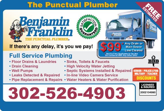 Exclusive Ad: DE Wilmington 3029981966 Logo