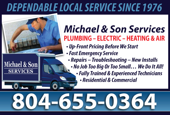 Exclusive Ad: Plumbing - Richmond Richmond 8044778006 Logo