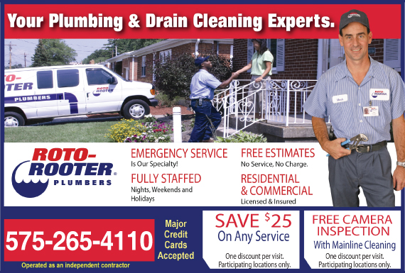 Exclusive Ad: 66699-Roto-Rooter Plumbing & Drain Cleaning   Logo