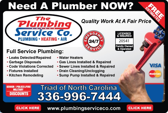 Exclusive Ad: 12878-Mr Plumber Service Company  3369967444 Logo