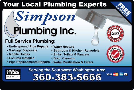 Exclusive Ad: The Southwest Washington Area  3602199405 Logo