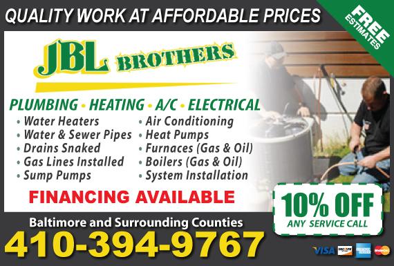 Exclusive Ad: Plumbing  4108036550 Logo