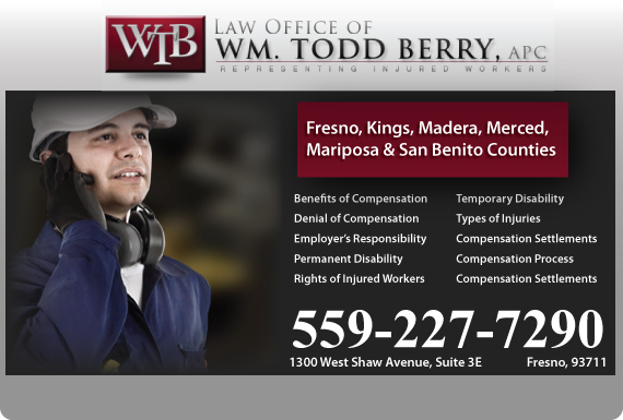 Exclusive Ad: Berry Smith and Bartell Fresno 5592277290 Logo