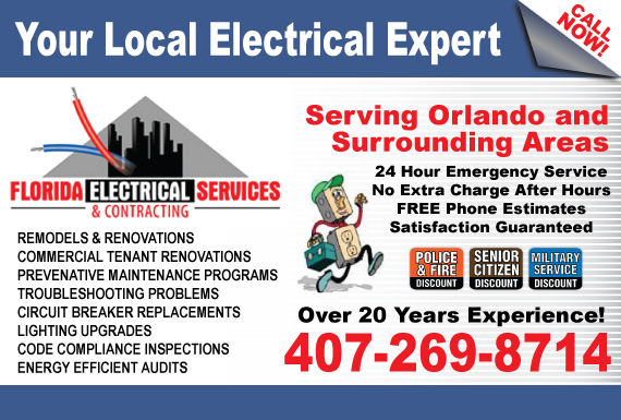 how to start an electrical business in florida