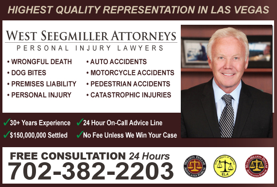 Exclusive Ad: West Seegmiller Attorneys, Personal Injury Lawyers Las Vegas 7023822203 Logo