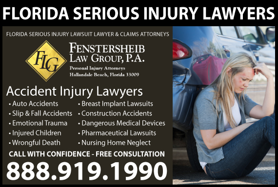 Exclusive Ad: Fenstersheib Law Group, P.A. Tampa 9542107393 Logo
