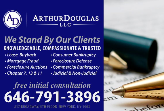 Exclusive Ad: Bankruptcy New York 6466200450 Logo