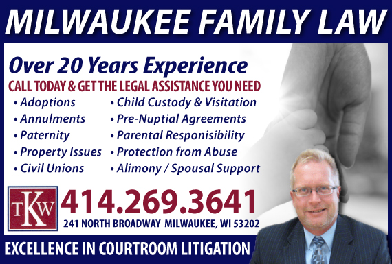 Exclusive Ad: Law Offices Of Thomas Kurzynski Milwaukee 4142074570 Logo