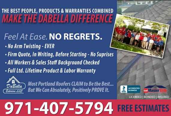 Exclusive Ad: Dabella Exteriors Portland 9712465900 Logo