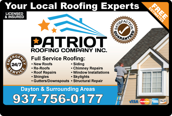 Exclusive Ad: Dayton  9372461950 Logo