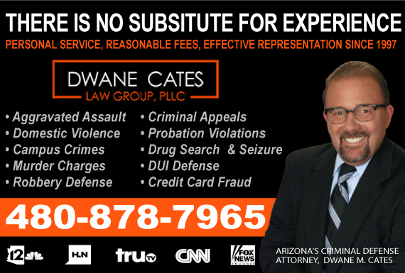 Exclusive Ad: Dwane Cates Law Group, PLLC Phoenix 6022963434 Logo