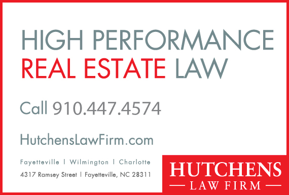 Exclusive Ad: Hutchens Law Firm - RE/Estates/Tax/Business Charlotte 9108646888 Logo