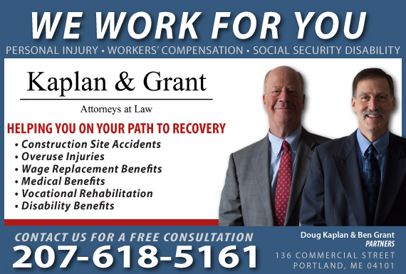 Exclusive Ad: Workers Comp Portland 2077806700 Logo
