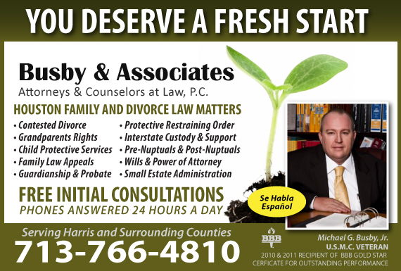 Exclusive Ad: Family Law   Houston 7139741151 Logo