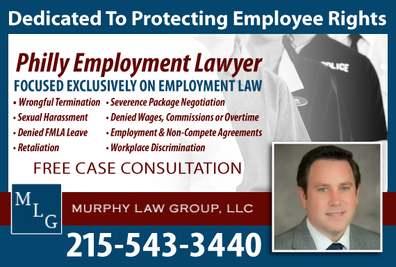 Exclusive Ad: Murphy Law Group, LLC Philadelphia 2153750961 Logo