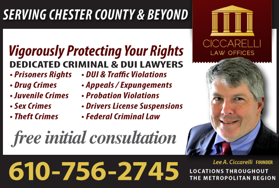Exclusive Ad: All Other Counties - Crim/DUI West Chester 6106928700 Logo