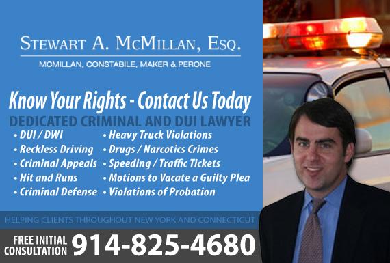 Exclusive Ad: Stewart A. McMillan, Esq. Larchmont 9148343500 Logo