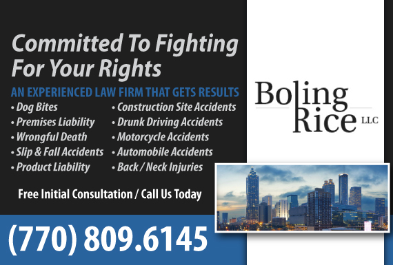 Exclusive Ad: Boling Rice LLC Atlanta 7708873162 Logo