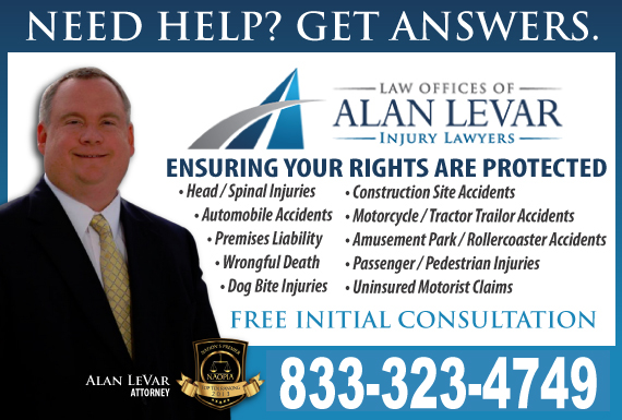 Exclusive Ad: Law Offices of Alan LeVar Arkadelphia 8702467070 Logo