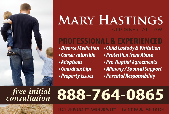 Exclusive Ad: Mary Hastings Saint Paul 6516450894 Logo