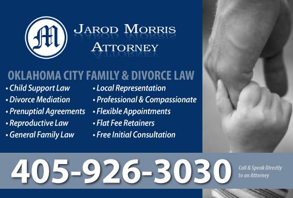 Exclusive Ad: Jarod Morris  Bethany 4058123431 Logo