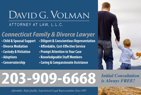 Exclusive Ad: Family Law Shelton 2039297771 Logo