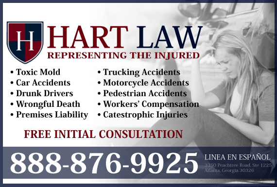 Exclusive Ad: Personal Injury Atlanta 4043553620 Logo