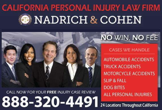 Exclusive Ad: Nadrich & Cohen, LLP Walnut Creek 9254782070 Logo