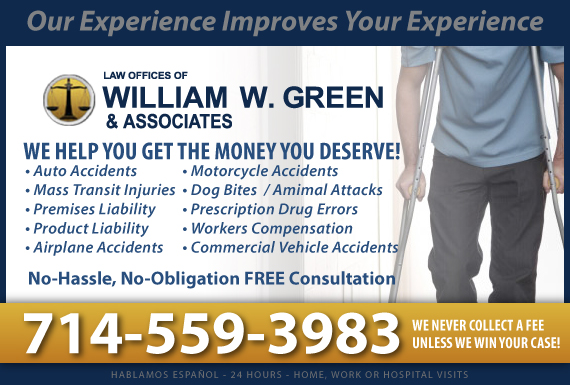 Exclusive Ad: Personal Injury Anaheim 7142829000 Logo
