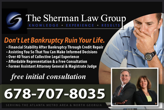 Exclusive Ad: Bankruptcy Roswell 6782154106 Logo