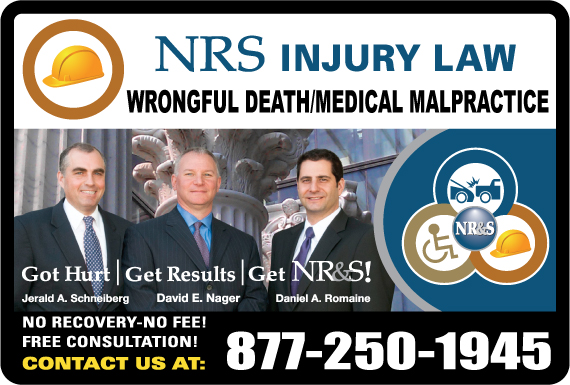 Exclusive Ad: NR&S Accident/Injury/Death/MedMal Euclid 2162894740 Logo