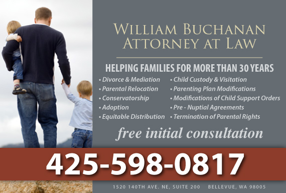 Exclusive Ad: Family & Divorce Bellevue 4252830336 Logo