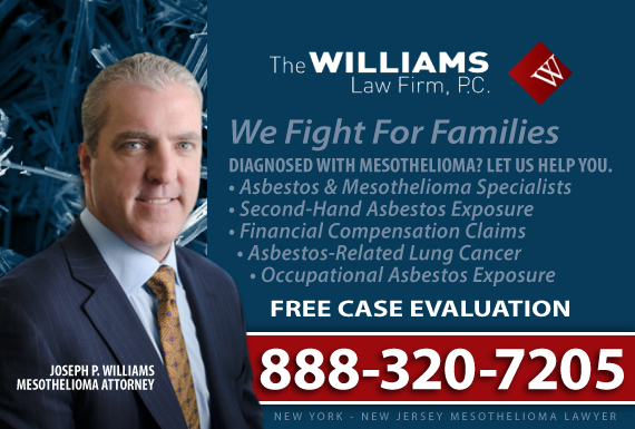 Exclusive Ad: The Williams Law Firm, P.C New York 8555756376 Logo