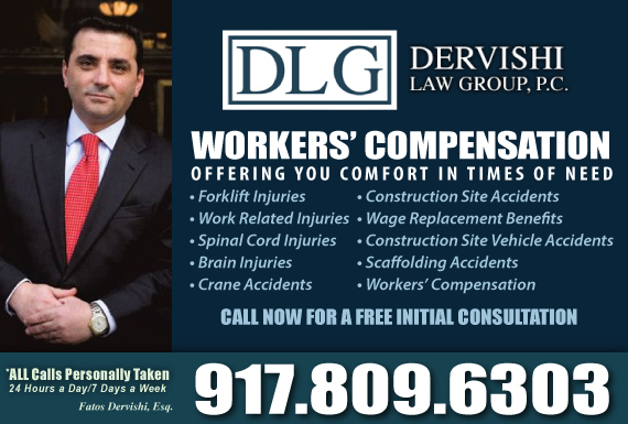 Exclusive Ad: Worker's Comp Bronx 9174968342 Logo