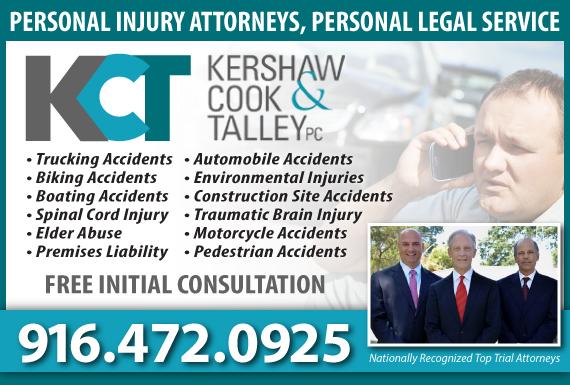 Exclusive Ad: Kershaw, Cook & Talley PC Sacramento 9162909480 Logo