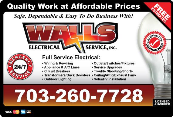 Exclusive Ad: 703 Alexandria 7038516274 Logo