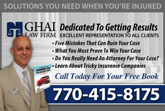 Exclusive Ad: Law Offices Of Roger Ghai Kennesaw 7707921000 Logo