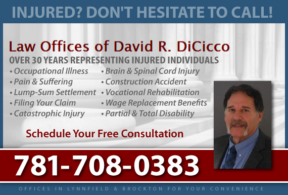 Exclusive Ad: Workers Compensation Lynnfield 7815933135 Logo