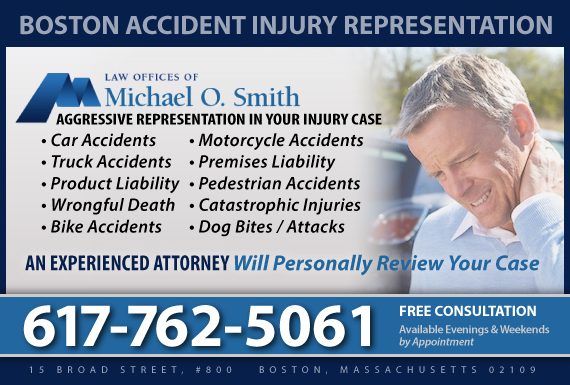 Exclusive Ad: Personal Injury Boston 7817892570 Logo