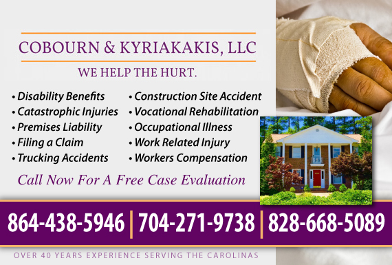 Exclusive Ad: Workers Compensation Spartanburg 8008608732 Logo