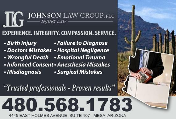 Exclusive Ad: Med. Mal. Mesa 4805934686 Logo